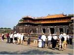 667.162 lượt khách du lịch đến Huế trong 7 tháng đầu năm